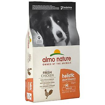 Almo Nature Holistic Maintenance Medium Adult Dog Dry Food Chicken - 12kg