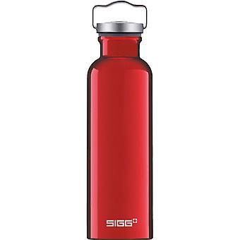 Sigg Alu Original Red Non-insulated Water Bottle (0.5L)