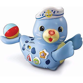 VTech Popping Surprise Seal - Brinquedo de Música Bebê para Reprodução Sensorial