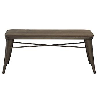 Holden Backless Bench - Wit