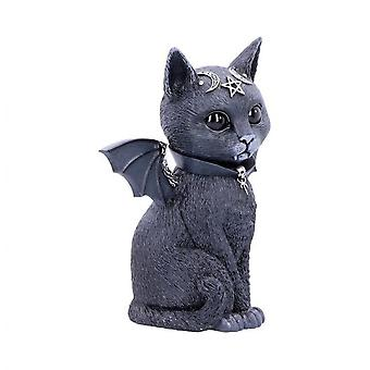 Nemesis now - malpuss - large horned occult cat figurine