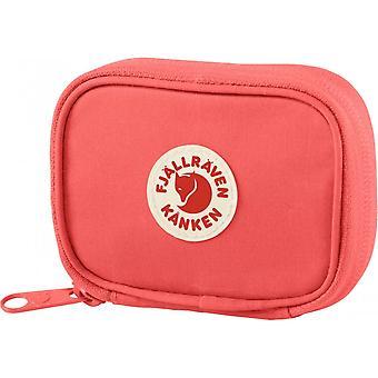 Fjallraven Kanken Card Wallet - Peach Pink