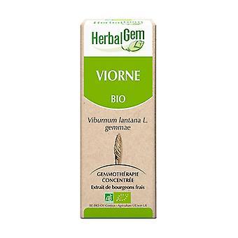 Organic viburnum 50 ml