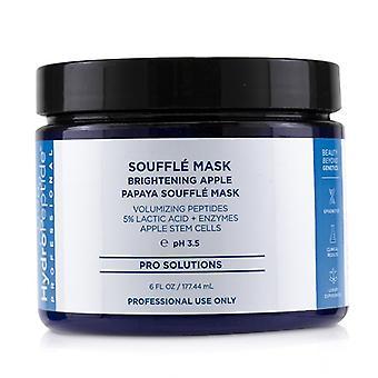 HydroPeptide souffle Mask-helderder Apple Papaya souffle Mask (pH 3,5) (Salon product) 177ml/6oz