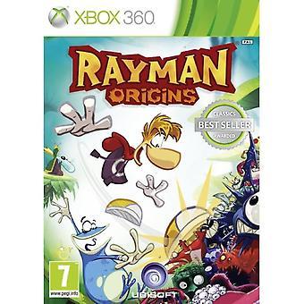 Rayman Origins játék (Klasszikusok) XBOX 360