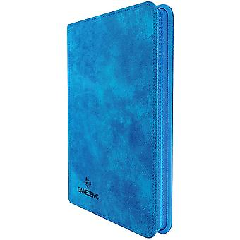 Gamegenic Zip-Up Álbum 8-Pocket - Azul