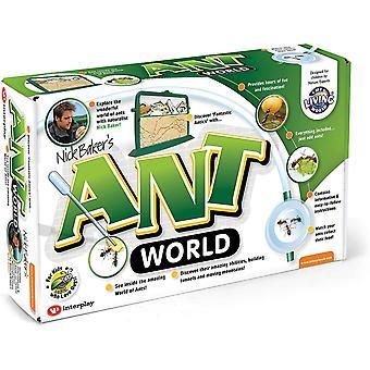 My Living World Ant World Toy