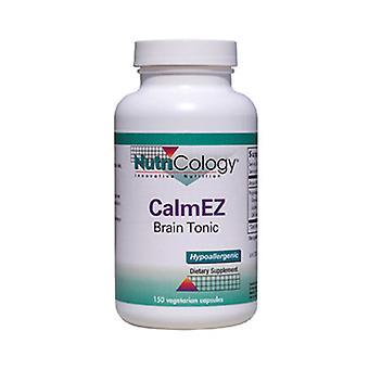 Nutricology / Allergi Research Group CalmEZ Brain Tonic, 150 vcaps
