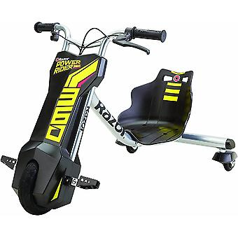 Razor power rider 360 12 volt ride-on, Push button throttle, front hand-operated