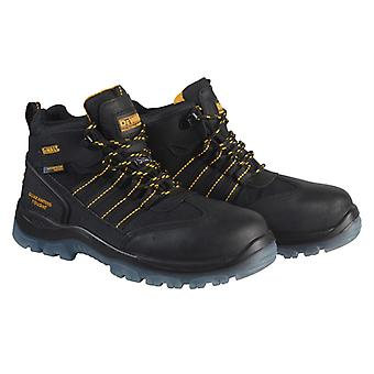 DEWALT Nickel S3 Safety Black Boots UK 6 Euro 39/40 DEWNICKEL6