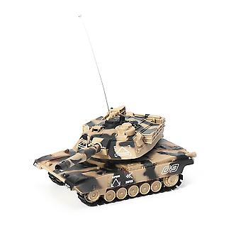 1:32 Rc War Tank- Tactique Vehicle Main Battle Military Remote Control Tank