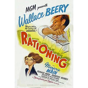 Rationing Movie Poster (11 x 17)