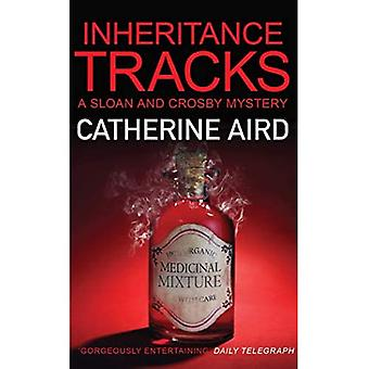 Inheritance Tracks - A Sloan and Crosby Mystery