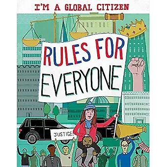 I'm a Global Citizen: Rules for Everyone (I'm a Global Citizen)