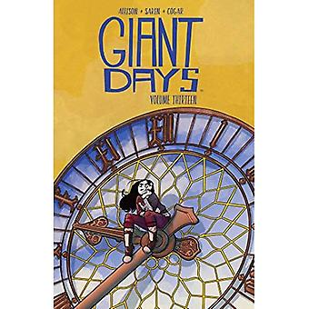 Giant Days Vol. 13 (Giant Dager)