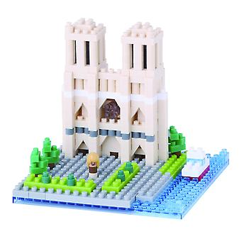 Nanoblock - cathedral notre-dame