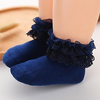 Princess Baby Lace Ruffle Socks