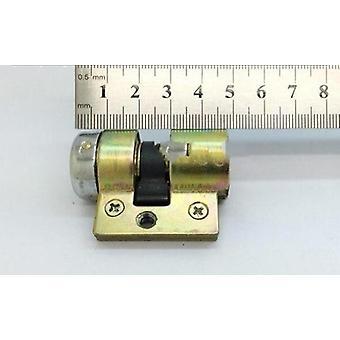 Sicurezza Vintage, ingresso esterno cilindro porta serratura