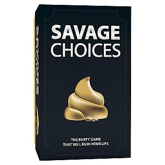 Savage Choices - Pageant (ENG)