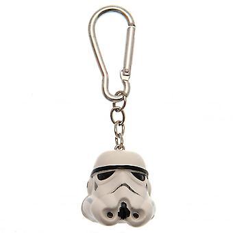 Star Wars Stormtrooper 3D Keyring