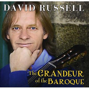 David Russell - The Grandeur of the Baroque [CD] USA import