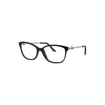 Cartier CT0257O 004 Black-Gold Glasses