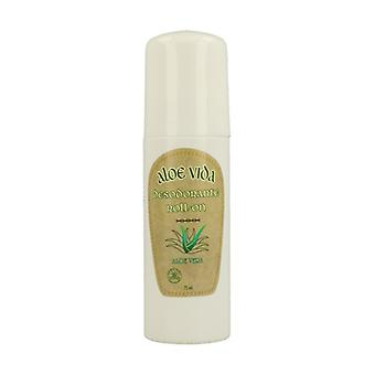 Aloe Vera Roll-on Deodorant 75 ml of cream