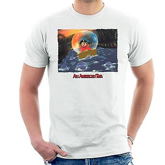 An American Tail Fievel Mousekewitz Stuck In A Bubble Men's T-Shirt