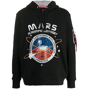 Bluza z kapturem Mission To Mars