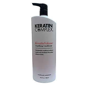 Keratin Complex Keratin Volume Amplifying Conditioner 33.8 OZ