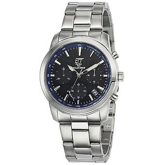Mens Watch Ett Eco Tech Time EGS-12073-31M, Quartz, 41mm, 10ATM