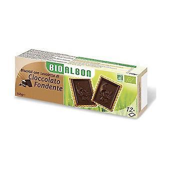 Cookies med Mørk Sjokolade Bar 150 g