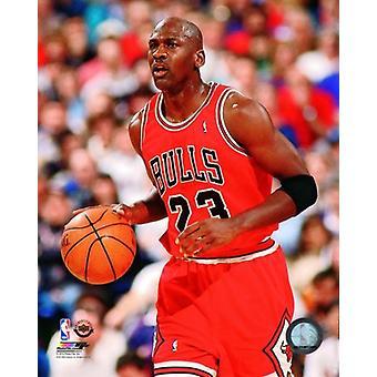 Michael Jordan 1992 / 93 Foto Videosequenzdruck