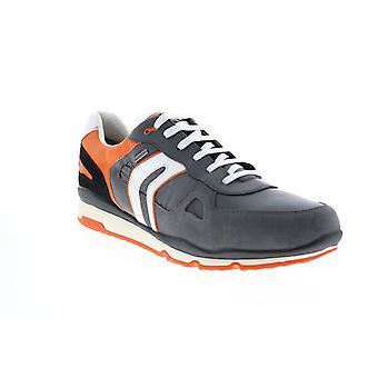 Geox Adult Mens U Sandford B Abx Euro Sneakers