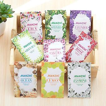 Natural Sachet Aromatherapy Bag, Hanging Fragrant Sachet For Wardrobe Closet