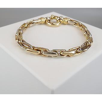 Bicolor vintage bracelet
