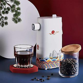 KRIBEE 1600W 500mL Third Gear Temperature Control Portable Intelligent Hot Water Dispenser Kettle Fr