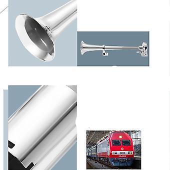 Loud Car Air Horn-single Trumpet Compressor Bocina For Trucks Cars Automobiles