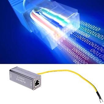 Ethernetová síťová karta Rj45 Surge Thunder Lightning Arrester Ochranné zařízení