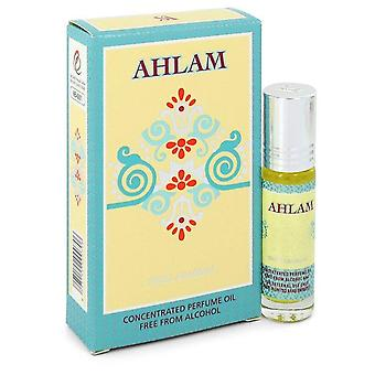 Swiss Arabian Ahlam Concentrated Perfume Oil Free from Alcohol By Swiss Arabian 0.2 oz Concentrated Perfume Oil Free from Alcohol