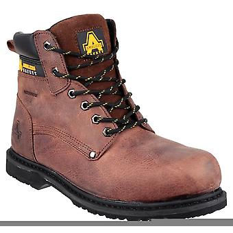 Amblers fs145 waterproof welted safety boots mens