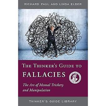 思想家は、精神的なトリッキーと操作思想家のガイドライブラリの芸術を誤りへのガイド