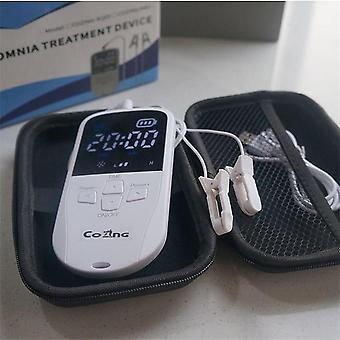 Insomnio insomnio ansiedad depresión ces dispositivo de terapia aparato electrónico dispositivo de ayuda para dormir