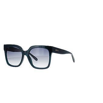 Mulberry SML138 0P01 Shiny Dark Green/Smoke Gradient Sunglasses