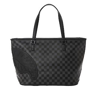 Sprayground Henny Black Tote Bag