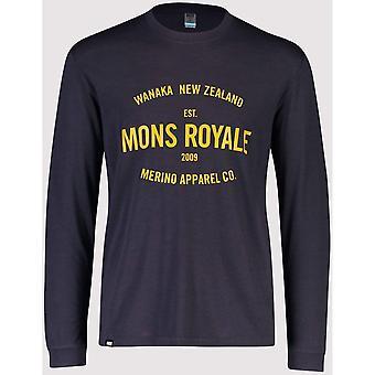 Mons Royale Icon LS _ Fer