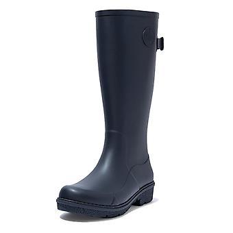 Fitflop Fitflop Wonderwelly™ botas de goma altas en midnight navy
