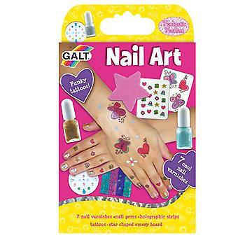 Galt Activity Pack - nailart