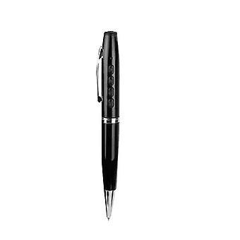 30 hour Recording Sound Voice Recorder pen(Black)