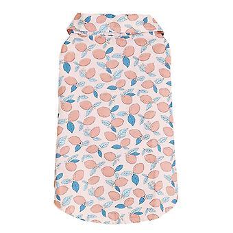 Pet clothes dog shirt summer fruit printed